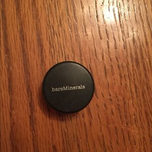 Bare minerals shadow